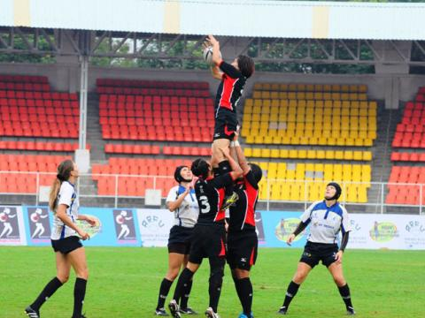 Asian Rugby China vs Kazakhstan action pic-2