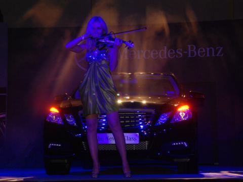 Mercedes E Class Launch